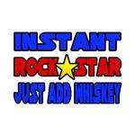 Rock Star...Add Whiskey