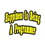 Happiness is Being a Programmer