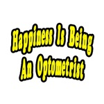 Happiness is Being an Optometrist