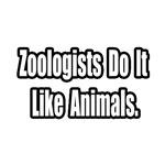 Zoologists Do It Like Animals