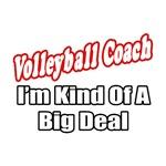 Volleyball Coach..Big Deal