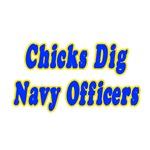 Chicks Dig Navy Officers