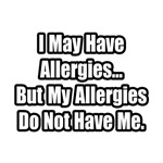 Allergies Fighter Quote
