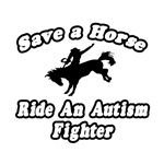 Save Horse, Ride Autism Fighter
