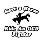 Save Horse, Ride OCD Fighter