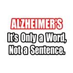 Alzheimer's Quote