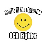 Smile...Love An OCD Fighter