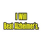 I Will Beat Alzheimer's