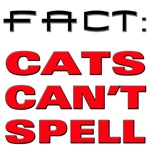 Fact Cats Cant Spell
