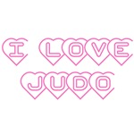 I Love Judo T-Shirts and Gifts