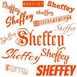 Orange Sheffey Fonts - 9569