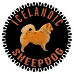 Icelandic Sheepdog Drinkware and Totes