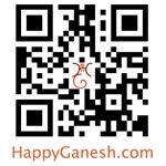 Happy Ganesh QR Code
