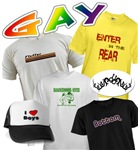 Gay t-shirts & products