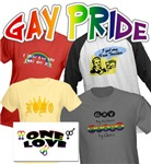 Gay & Lesbian Pride and Funny T-shirts