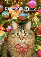 Maine Coon Meowy Christmas