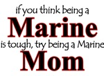 Being a Marine Mom Design