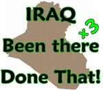 Iraq - Been There Done That x3 design