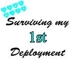 USMC WIFE Surviving 1st Deployment Design