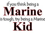 Being a Marine Kid