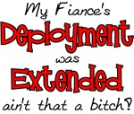 Fiance's Deployment was Extended