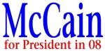 John McCain for President 08