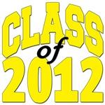 Class of 2012 - yellow