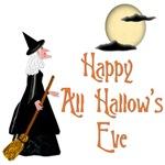 Happy All Hallow's Eve