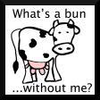 Cow Bun