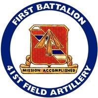 1st Battalion 41st Field Artillery