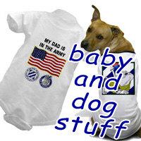 Baby and Dog Stuff