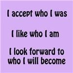 I Accept Me
