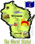 WI - The Wurst State!