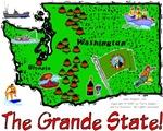 WA - The Grande State!
