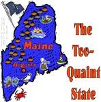 ME - The Too-Quaint State! (b)
