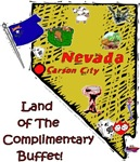 NV - Land of The Complimentary Buffet!
