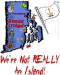RI - We're Not REALLY An Island!