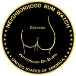 Neighborhood Bum Watch