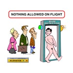 Airport Security Nothing Allowed On Flight