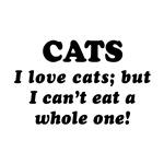 Sayings: I Love Cats 2