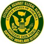 Citizens Against Illegal Aliens (green)