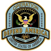 Operation Defend America (blue)