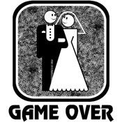Happy Wedding Icon: Game Over