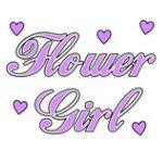 Flower Girl Wedding Hearts