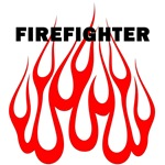 Firefighter Racey Flames
