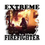 Extreme Firefighter Structure Fire T-Shirts