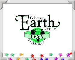 Earth Day and Go Green