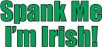 Spank Me I'm Irish
