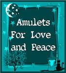 JEWELRY AMULETS/PEACE/LOVE/HARMONY/GOOD FORTUNE