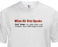 When Ah Trini Speaks